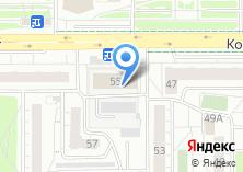 Компания «АллСистем» на карте
