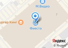 Компания «Дымный» на карте