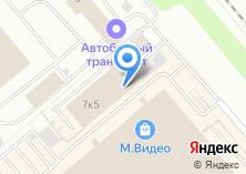 Компания «Осирис» на карте