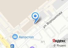 Компания «Креограф» на карте
