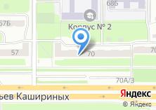 Компания «ПСИХОТЕРАПЕВТИЧЕСКИЙ КАБИНЕТ ДОКТОРА НИКОЛИНА» на карте