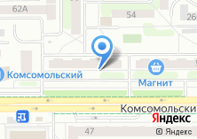 Компания «Магазин домашнего трикотажа» на карте