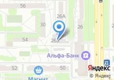 Компания «Салон вычислительной техники» на карте
