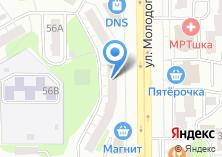 Компания «СветДекор74» на карте