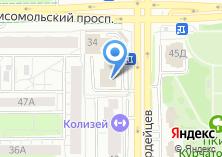 Компания «Гурме» на карте