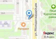 Компания «Виктория-тур» на карте