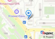 Компания «АгроПромСвязь» на карте