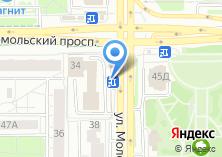 Компания «До зарплаты» на карте