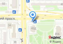 Компания «Актив-Салют» на карте