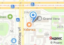 Компания ««Ассоциация «ГЕОКАДИНЖИНИРИНГ» (ООО «ГКИ»)» на карте