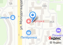 Компания «ОП!» на карте