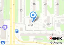 Компания «УралНефтеГазСтрой» на карте