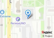 Компания «АвтоМАркус» на карте