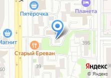 Компания «Академия успеха» на карте