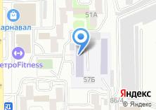 Компания «ИЭОБиА Институт экономики отраслей» на карте