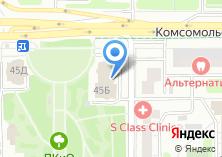 Компания «Малибу» на карте