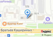 Компания «Евросвет» на карте