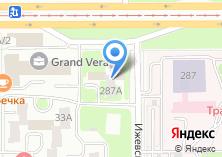 Компания «Челябинская городская Федерация ушу» на карте