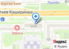Компания «Челзап.рф» на карте