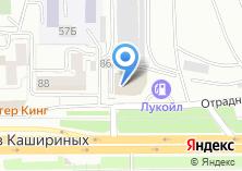 Компания «Atika студия авто-винила» на карте