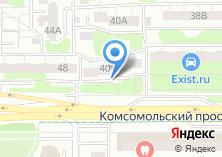 Компания «Danilenko company» на карте