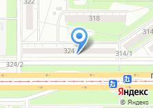 Компания «Красный камень база отдыха» на карте