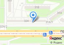 Компания «Стриж`ки» на карте
