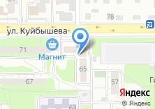 Компания «Уралмедснаб» на карте