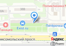 Компания «Zlata» на карте