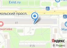 Компания «Отдел благоустройства и обеспечения жизнедеятельности территории Администрации Курчатовского района» на карте