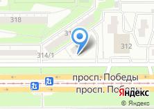 Компания «Фьюжн» на карте