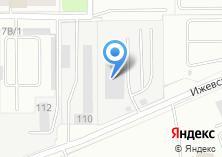 Компания «Сауна-24» на карте