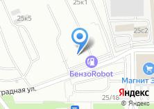Компания «174шины» на карте