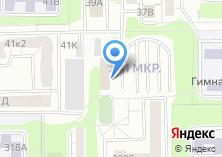 Компания «Динамо» на карте