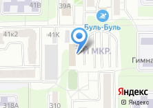 Компания «Воин» на карте