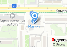 Компания «Строительные технологии города» на карте