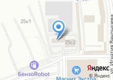 Компания «А+Я» на карте