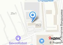 Компания «Сеть магазинов автозапчастей для ГАЗ» на карте