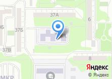 Компания «Детский сад №390 Рябинушка» на карте