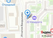 Компания «Dukardt_nails» на карте