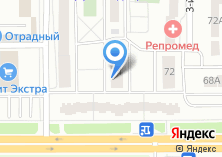 Компания «Строящийся жилой дом по ул. Двинская» на карте