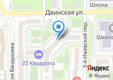 Компания «Доминант» на карте