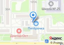 Компания «Юринформ-Управление» на карте