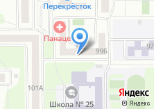 Компания «Альтон» на карте