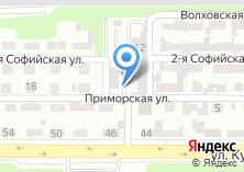 Компания «Экспертстроймонтаж» на карте