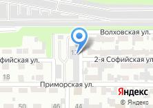 Компания «БЕРГ» на карте