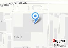 Компания «Эколос» на карте