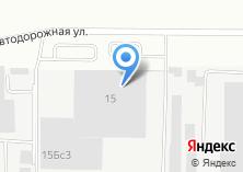 Компания «Уралцветметгазоочистка» на карте