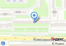 Компания «Комплектнефтегаз» на карте