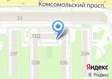 Компания «Элит-Сервис» на карте